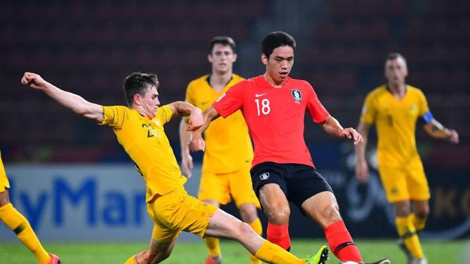 Đánh bại Úc, Hàn Quốc chạm trán Ả Rập Saudi ở chung kết Giải U23 châu Á 2020 - Ảnh 2.