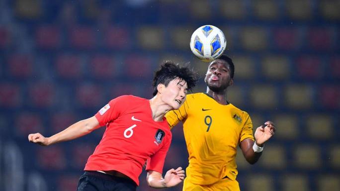 Đánh bại Úc, Hàn Quốc chạm trán Ả Rập Saudi ở chung kết Giải U23 châu Á 2020 - Ảnh 1.