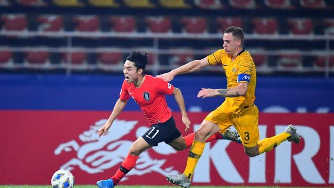 Đánh bại Úc, Hàn Quốc chạm trán Ả Rập Saudi ở chung kết Giải U23 châu Á 2020 - Ảnh 3.
