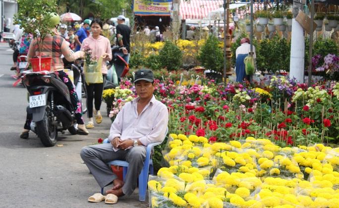 Xin hãy mua hoa, đừng chờ đến trưa 30 Tết! - Ảnh 2.