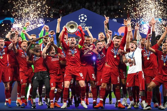 Bóng đá thế giới 2019 và những khoảnh khắc ấn tượng - Ảnh 2.