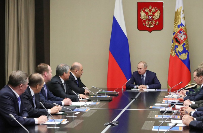 Ông Putin vẫn bí mật về vai trò tương lai - Ảnh 2.
