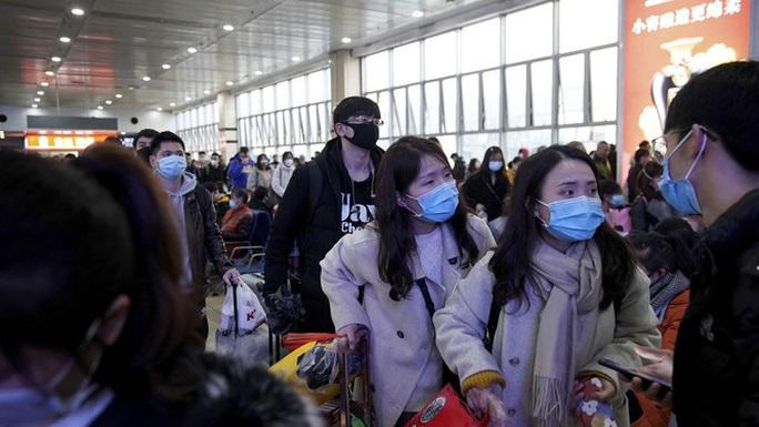 Sau Vũ Hán, thêm 2 thành phố của Trung Quốc bị cách ly vì virus corona - Ảnh 2.