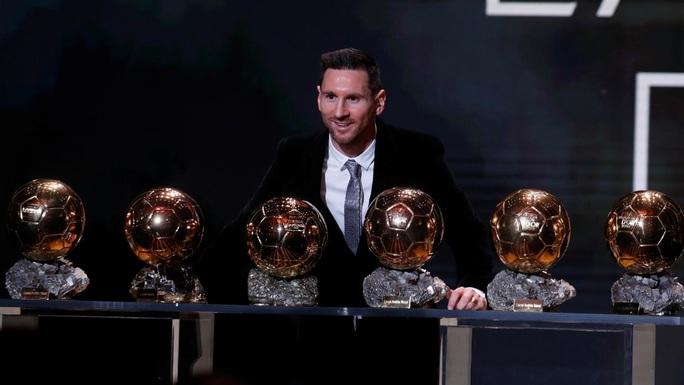 Lionel Messi: Thâu tóm vinh quang sân cỏ 2019 - Ảnh 6.