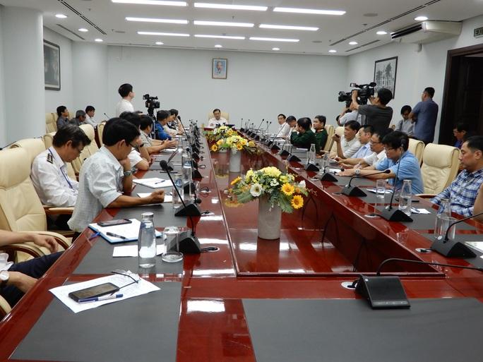 Đà Nẵng họp khẩn bàn phương án phòng chống dịch do virus corona - Ảnh 1.