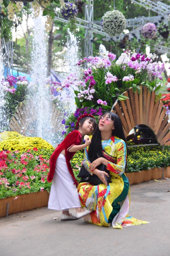 Hội Hoa Xuân Tao Đàn: ngày hội của tình thân - Ảnh 4.