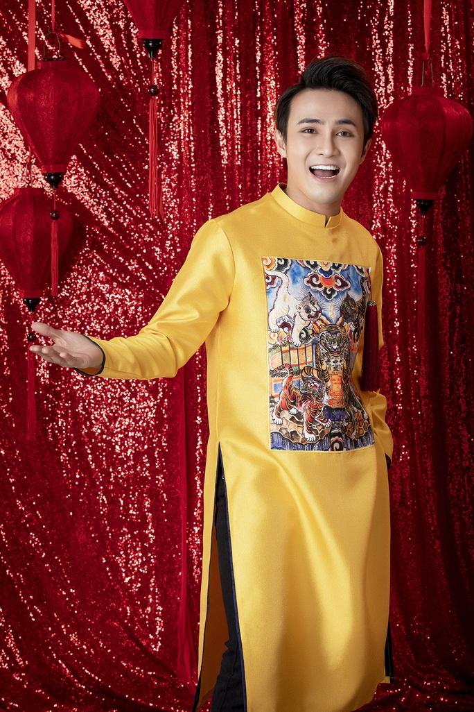"""Nghệ sĩ ủng hộ chiến dịch """"Không xả rác đêm giao thừa"""" của Huỳnh Lập - Ảnh 2."""