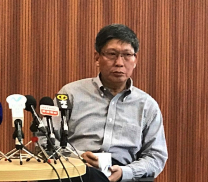 Giáo sư Hồng Kông chỉ trích nhà chức trách Trung Quốc phản ứng chậm chạp - Ảnh 1.