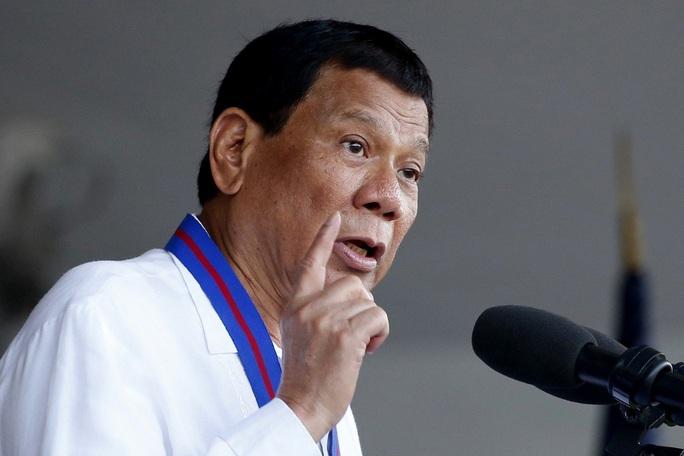 Tổng thống Duterte dọa huỷ bỏ thỏa thuận quân sự với Mỹ - Ảnh 1.