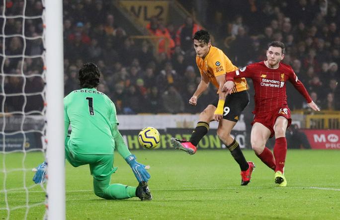 Thần tài Firmino tỏa sáng, Liverpool thắng nghẹt thở chủ nhà Wolverhampton - Ảnh 4.