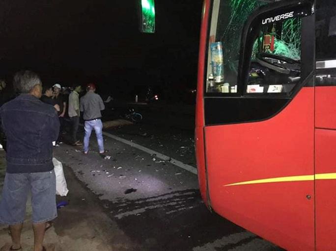40 người chết vì tai nạn giao thông sau 2 ngày nghỉ Tết - Ảnh 1.