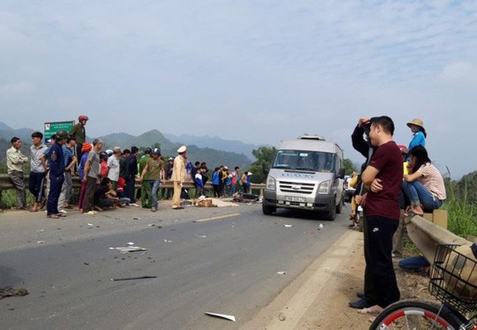 22 người chết do tai nạn giao thông trong ngày mùng 1 Tết - Ảnh 1.