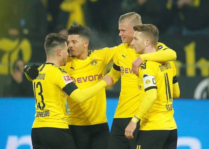 Haaland lập siêu kỷ lục, Bundesliga kinh hoàng với Dortmund - Ảnh 8.