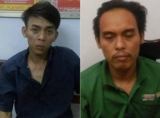 Khởi tố 2 anh em ruột đâm cảnh sát khu vực ngày 30 Tết - Ảnh 1.