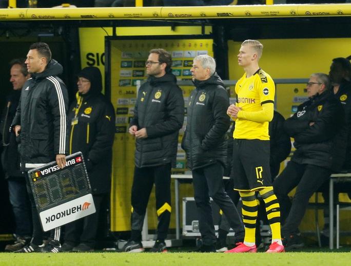 Haaland lập siêu kỷ lục, Bundesliga kinh hoàng với Dortmund - Ảnh 7.