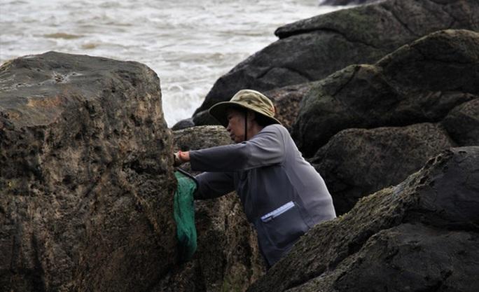 Độc đáo mứt biển tiến vua ở Nam Ô - Ảnh 1.