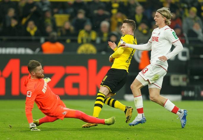 Haaland lập siêu kỷ lục, Bundesliga kinh hoàng với Dortmund - Ảnh 4.