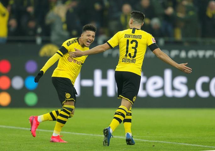 Haaland lập siêu kỷ lục, Bundesliga kinh hoàng với Dortmund - Ảnh 3.