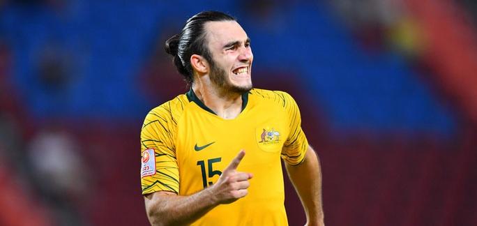 Đánh bại ĐKVĐ Uzbekistan, U23 Úc giành vé dự Olympic 2020 - Ảnh 4.