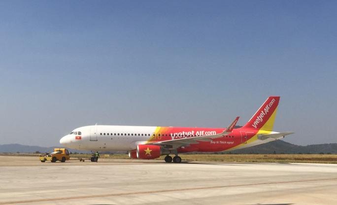 Vì sao Vietjet Air vẫn có chuyến bay đi Vũ Hán? - Ảnh 1.
