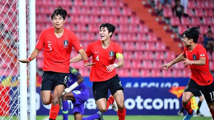 Hàn Quốc xứng đáng vô địch Giải U23 châu Á 2020 - Ảnh 3.