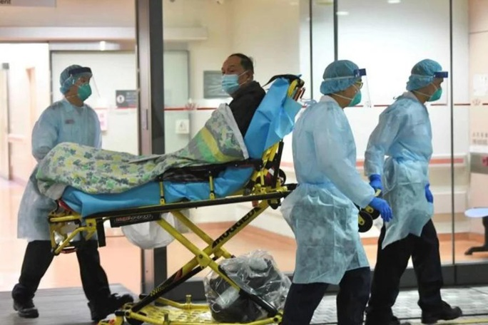 Bác sĩ tố chính quyền Vũ Hán giấu thông tin ca nhiễm virus corona - Ảnh 1.