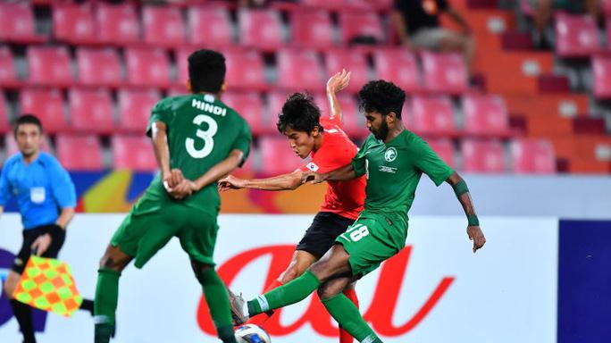 Hàn Quốc xứng đáng vô địch Giải U23 châu Á 2020 - Ảnh 2.