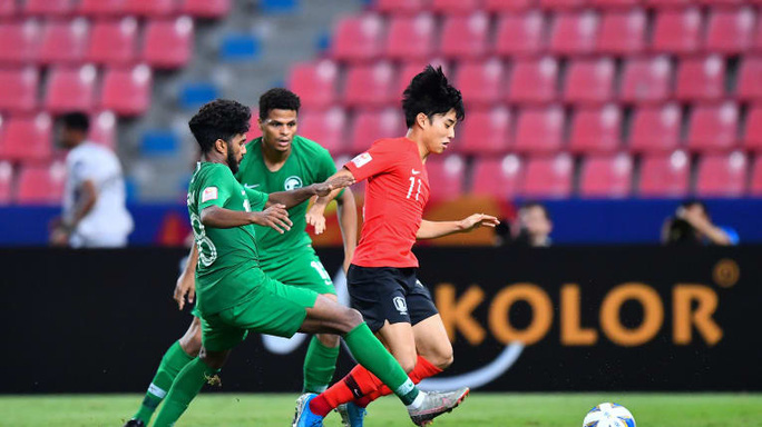 Hàn Quốc xứng đáng vô địch Giải U23 châu Á 2020 - Ảnh 1.
