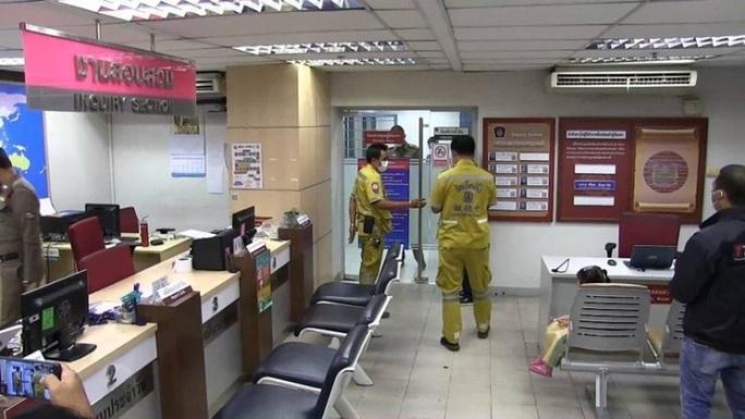 Công dân Hungary chết bí ẩn ở phòng giam sân bay Thái Lan - Ảnh 1.