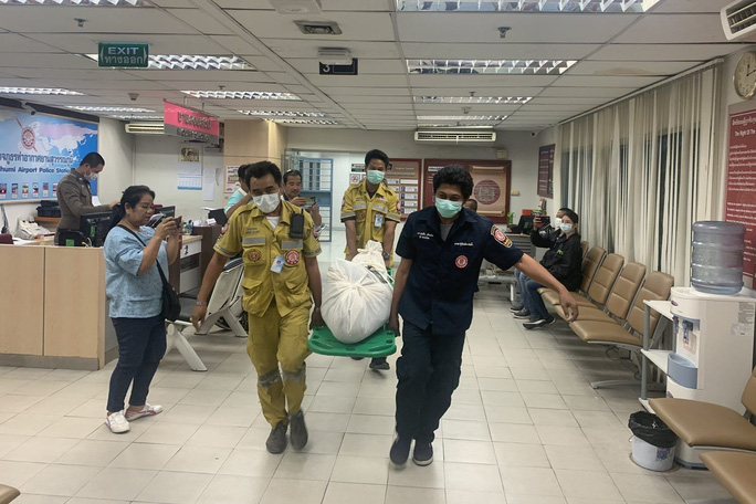 Công dân Hungary chết bí ẩn ở phòng giam sân bay Thái Lan - Ảnh 3.