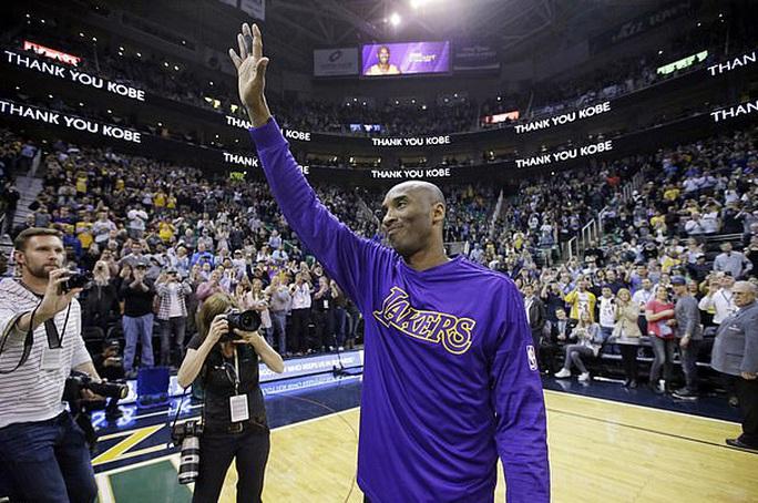 Huyền thoại bóng rổ Kobe Bryant tử nạn máy bay - Ảnh 2.