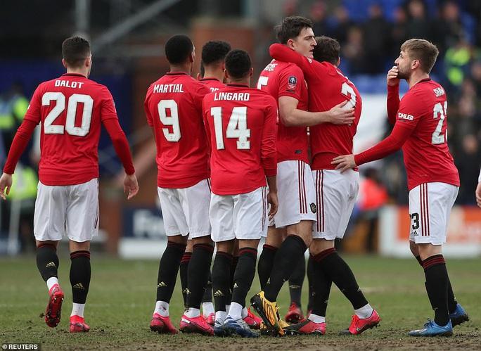 Man United mở tiệc bàn thắng, Man City vào vòng 5 FA Cup - Ảnh 3.