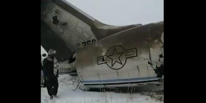 Taliban tuyên bố bắn hạ máy bay quân sự Mỹ - Ảnh 2.
