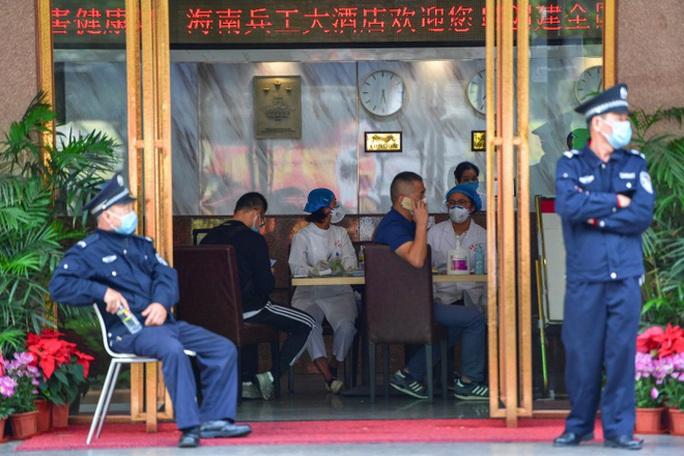 Bắc Kinh xác nhận ca trẻ 9 tháng tuổi nhiễm virus corona đầu tiên - Ảnh 4.