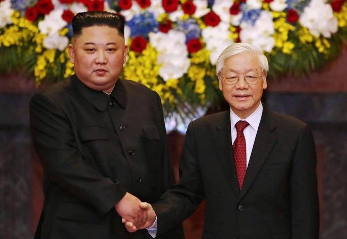 Việt Nam và những cái bắt tay đáng nhớ năm 2019 - Ảnh 4.