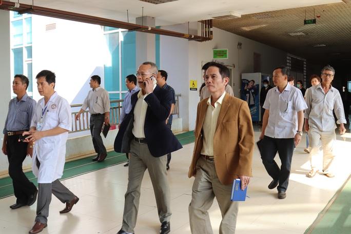 Bệnh viện vùng Tây Nguyên sẵn sàng 200 giường bệnh ứng phó virus corona - Ảnh 1.