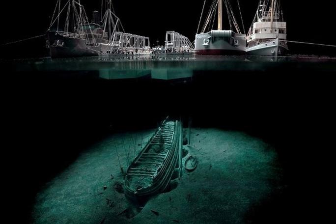 Siêu tàu chiến Vasa mới xuất phát 20 phút đã chìm - Ảnh 2.