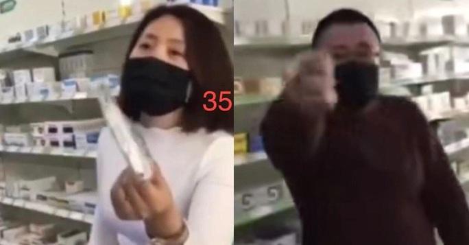 Trung Quốc: Tố nhà thuốc tăng giá khẩu trang, khách hàng bị đấm vào mặt - Ảnh 1.