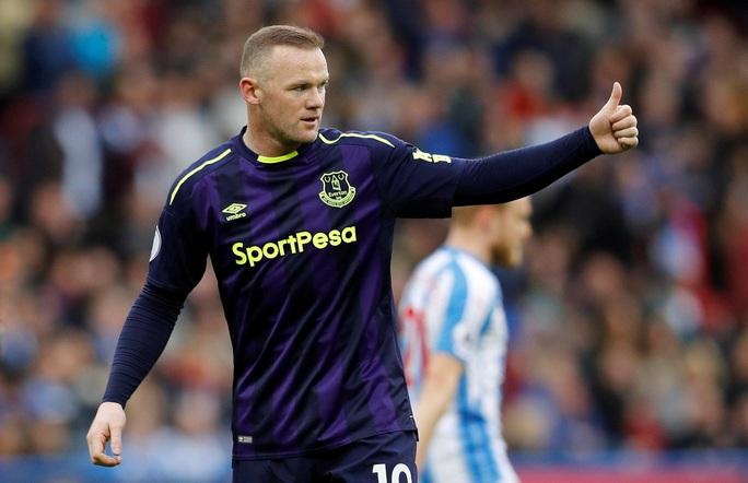 Rooney ghi bàn sau hai năm vắng bóng tại giải Anh - Ảnh 2.