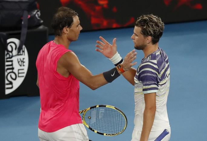 Rafael Nadal đại bại trước Thiem, chia tay Giải Úc mở rộng 2020 - Ảnh 3.