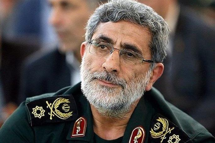 Sau tuyên bố trả thù, Iran điều chiến đấu cơ tới biên giới - Ảnh 2.