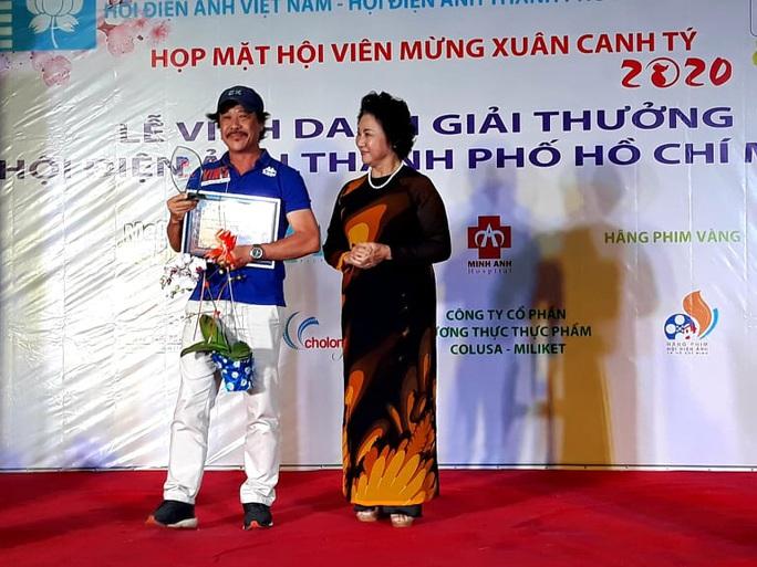 Mắt biếc lập cú đúp tại giải thưởng Hội Điện ảnh TP HCM - Ảnh 8.