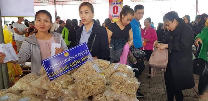 Thừa Thiên - Huế: 1.000 công nhân vui Tết sum vầy - Ảnh 1.