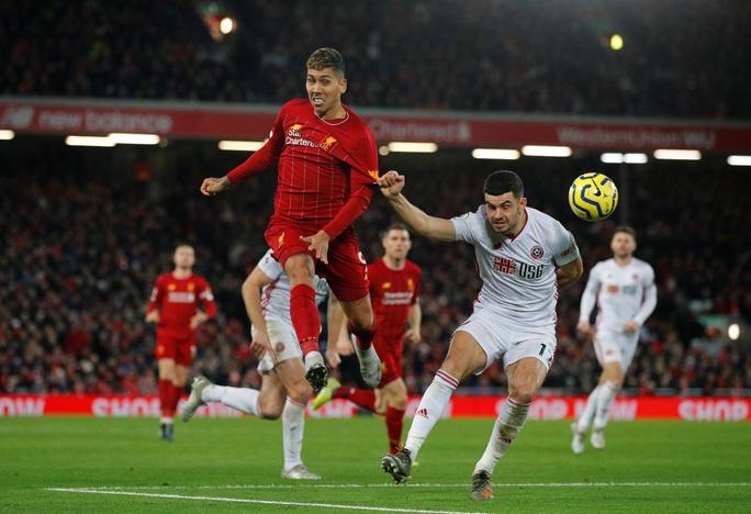 Hạ gục Sheffield, Liverpool lập kỷ lục bất bại 364 ngày - Ảnh 1.