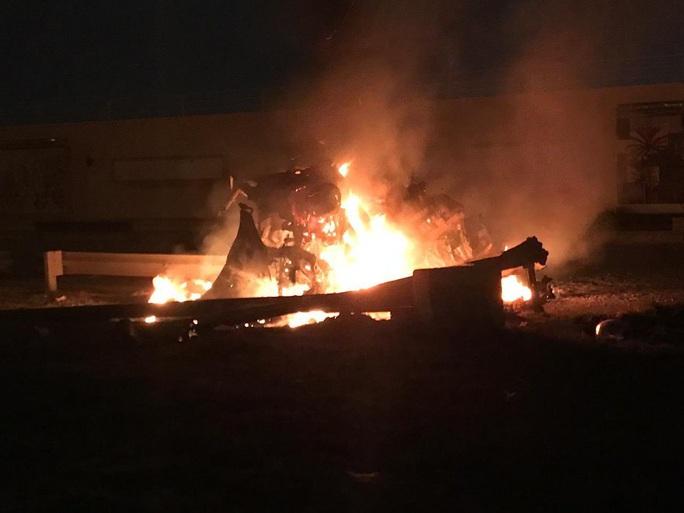 Sân bay Baghdad hứng tên lửa, tư lệnh hàng đầu Iran tử trận - Ảnh 4.