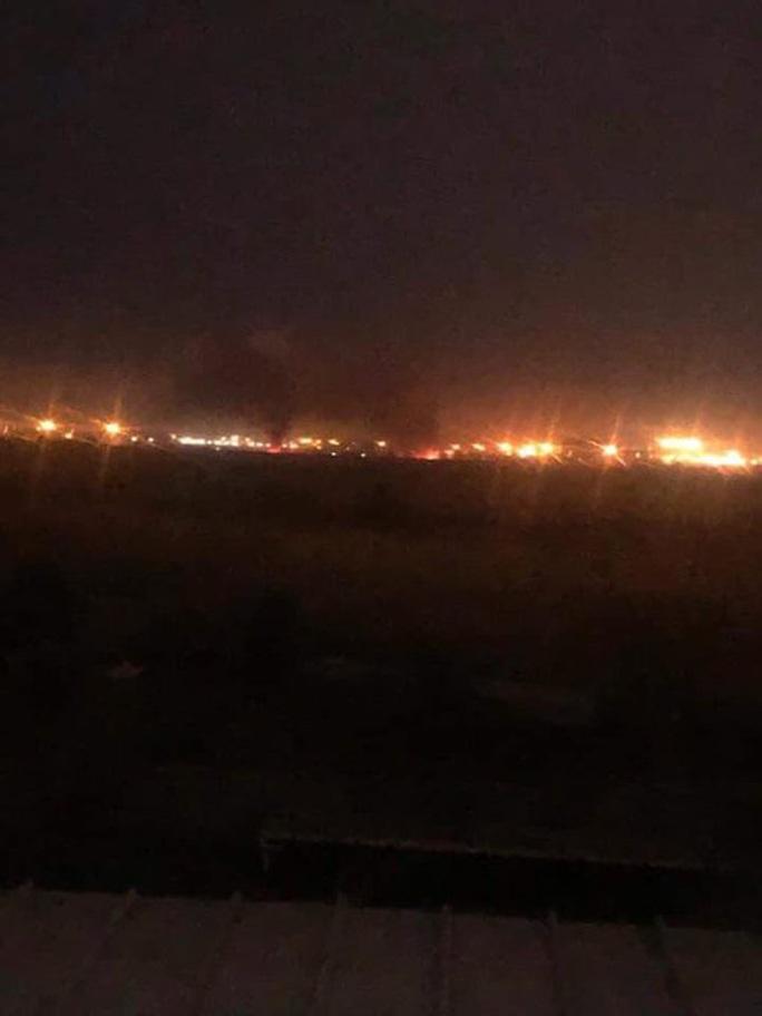 Sân bay Baghdad hứng tên lửa, tư lệnh hàng đầu Iran tử trận - Ảnh 5.