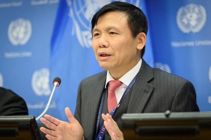 Chính thức cắm quốc kỳ Việt Nam vào hàng cờ ủy viên Hội đồng Bảo an LHQ - Ảnh 7.