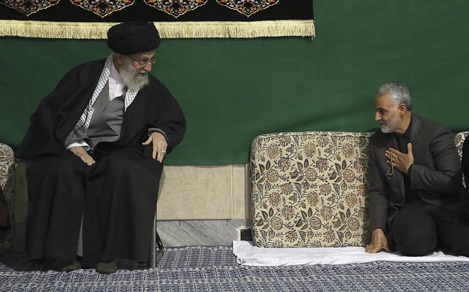 """Nhân vật """"sừng sỏ"""" của Iran vừa bị Mỹ tiêu diệt là ai? - Ảnh 2."""