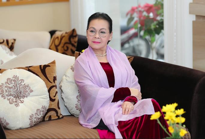 Ca sĩ Khánh Ly: Với 10 bài hát của Trịnh Công Sơn, tôi nuôi được cả gia đình - Ảnh 2.
