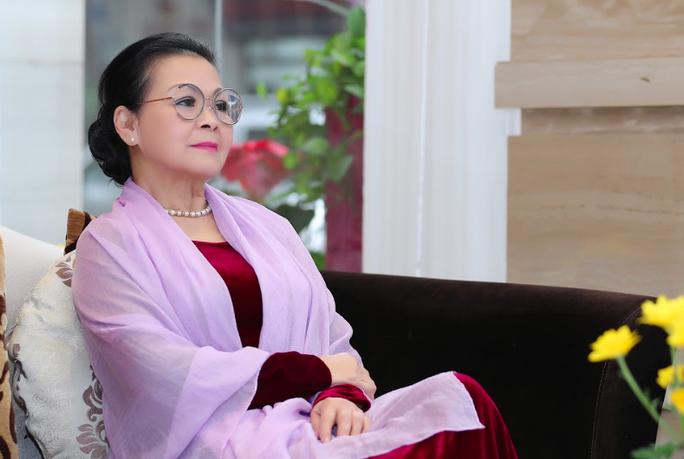 Ca sĩ Khánh Ly: Với 10 bài hát của Trịnh Công Sơn, tôi nuôi được cả gia đình - Ảnh 3.